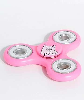 RipNDip Nermal fidget spinner rosa