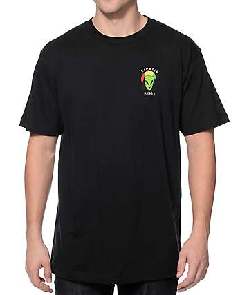 RipNDip OG Alien Black T-Shirt
