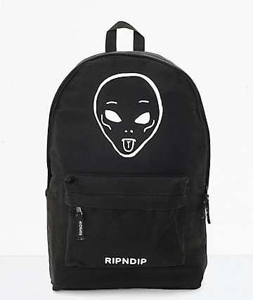 RipNDip Reflective mochila negra