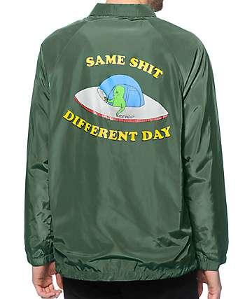 RipNDip Same Shit Different Day Coach Jacket