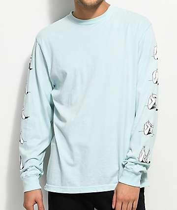 RipNDip Stoner camiseta en azul claro