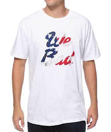 RipNDip We Bad Flag T-Shirt