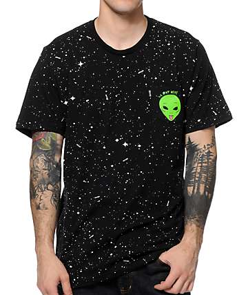 RipNDip We Out Here Space Pocket T-Shirt