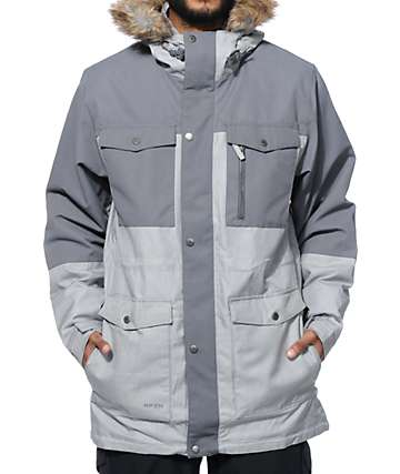 Ripzone Momentum 10K Snowboard Jacket