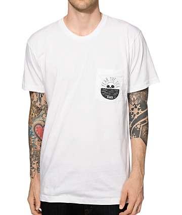 Roark Fear The Sea Pocket T-Shirt