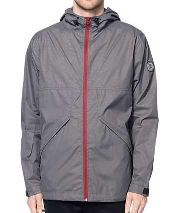 Roark First Light Charcoal Windbreaker Jacket