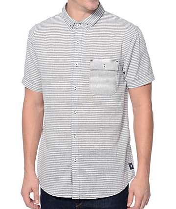 Roark Lemongrass Blue Button Up Shirt