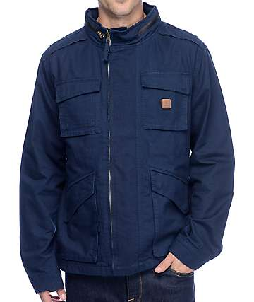Roark Major Briggs Navy Jacket
