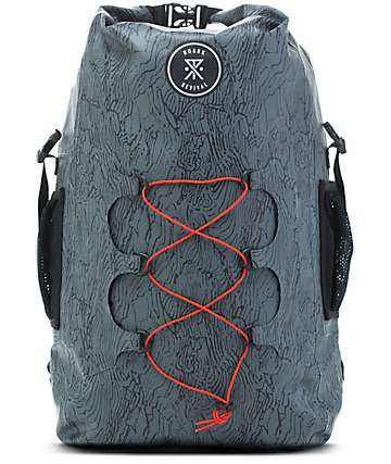 Roark Missing Link Grey 25L Dry Bag Backpack