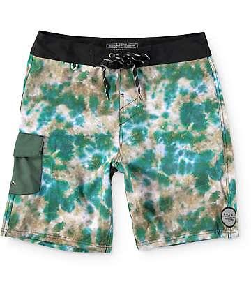 """Roark Na Nga Def Tie Dye 20"""" Board Shorts"""