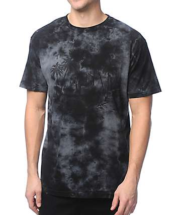 Roark Rite Of Passage Black Tie Dye T-Shirt