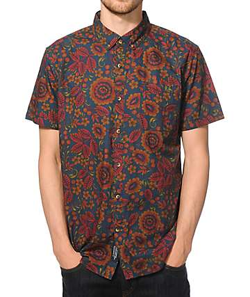 Roark Sacred Eye Button Up Shirt