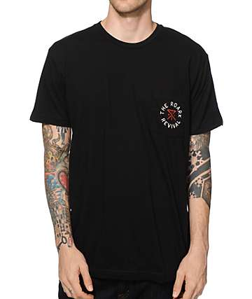 Roark Safe Camp Pocket T-Shirt