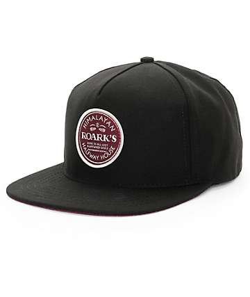 Roark Traditional Snapback Hat