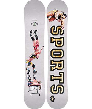 Rome Artifact Rocker 155cm Wide Snowboard