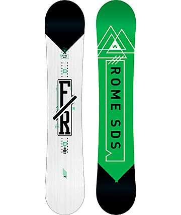 Rome Factory Rocker 158cm Snowboard