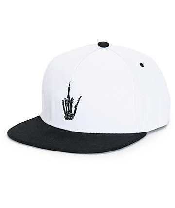 Rook One Up Two Tone Snapback Hat