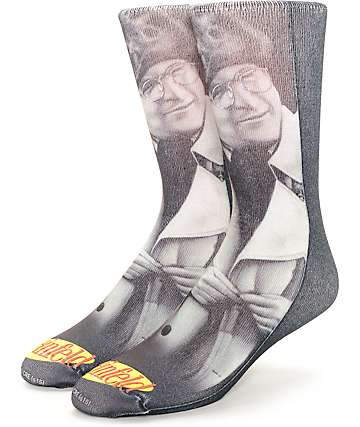 Rook x Seinfeld George Socks