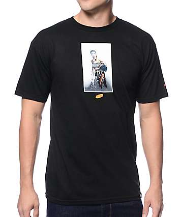 Rook x Seinfeld Kramer Black T-Shirt