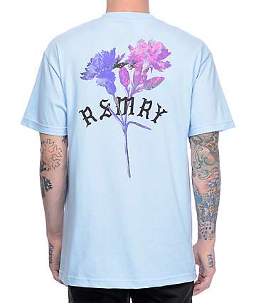 Rosemary Bond Light Blue T-Shirt