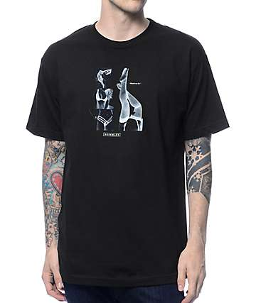 Rosemary Church Black T-Shirt