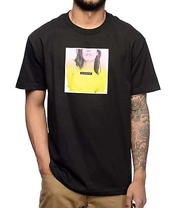 Rosemary Feels Black T-Shirt