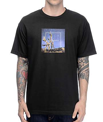 Rosemary Mojave Black T-Shirt