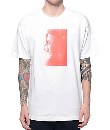 Rosemary Windsor White T-Shirt