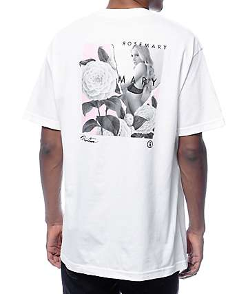 Rosemary x Primitive Closer Black T-Shirt