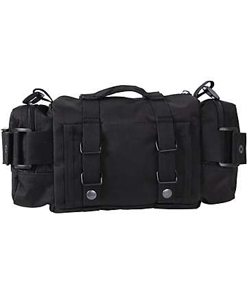 Rothco Black Tactical Convertipack