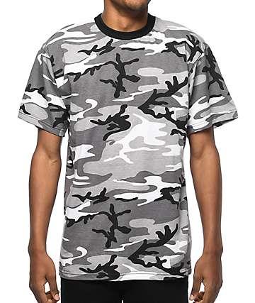 Rothco City camiseta camuflada