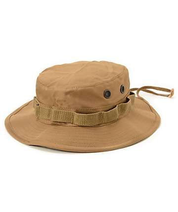Rothco Coyote Boonie Bucket Hat