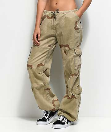 Rothco Desert Camo Vintage Fatigue Pants