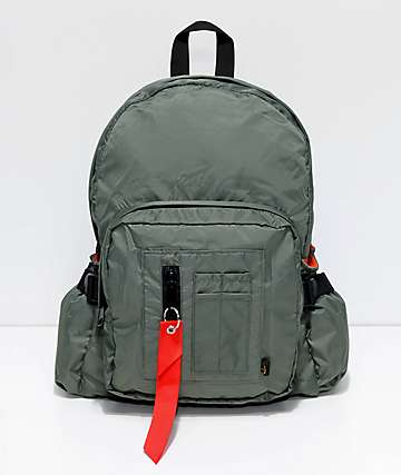 Rothco Flight Jacket Olive Backpack