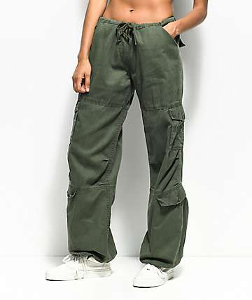 Rothco Olive Vintage Fatigue Pants