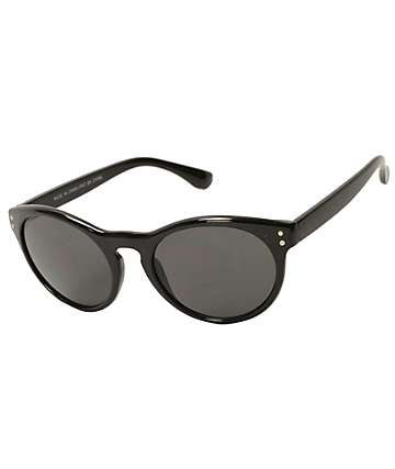 Rounded Oversized Sunglasses