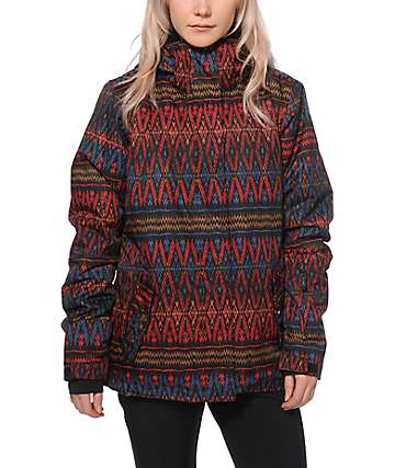 Roxy Jetty Dixie 10K Snowboard Jacket