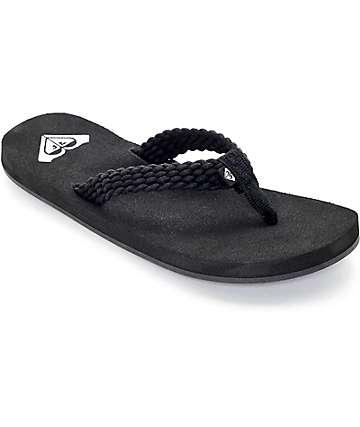 Roxy Porto sandalias negras