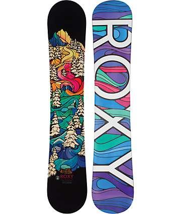 Roxy Radiance 151cm tabla de snowboard para mujeres