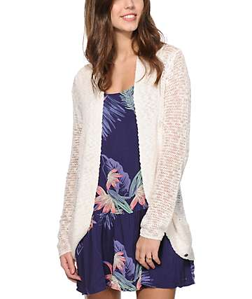 Roxy Sea Of Love Cardigan