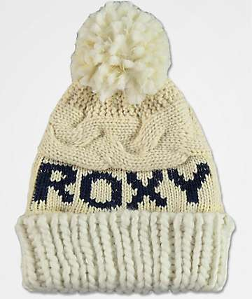 Roxy Tonic Angora Beanie
