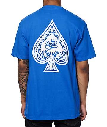 Royal Ace Of Spades T-Shirt