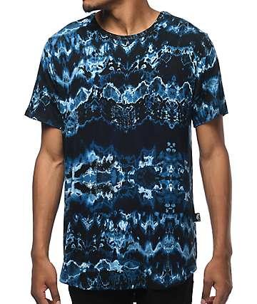 Rustic Dime Navy Tie Dye T-Shirt
