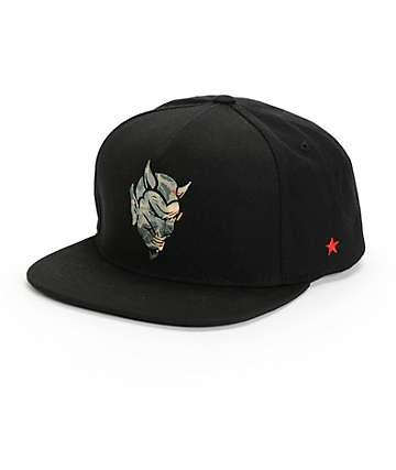 SSUR Devil Platoon Camo Snapback Hat