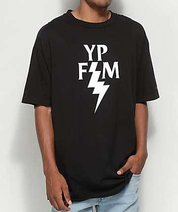 SSUR TCB Black T-Shirt
