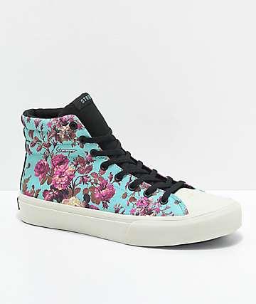 STRAYE Venice Rosales Skate Shoes