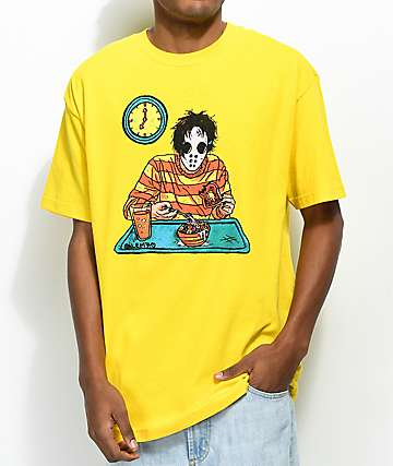 Salem7 Cereal Killer Yellow T-Shirt