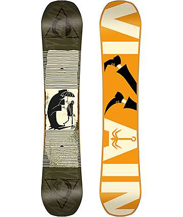 Salomon The Villain 158cm Snowboard