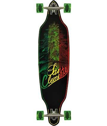 """San Clemente Buddy 37.5"""" Longboard Complete"""