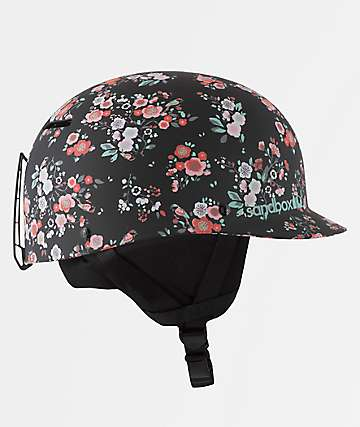 Sandbox Classic 2.0 Floral Snowboard Helmet